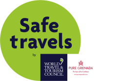 Bougainvillea Apartments Safe Travels Logo